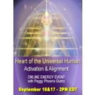 WEBINAR SERIES: Heart of the Universal Human