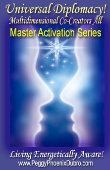 ENERGY EVENT SERIES: Universal Diplomacy! Multidimensional Co-Creators All - A Master Activation Series (English/Spanish)