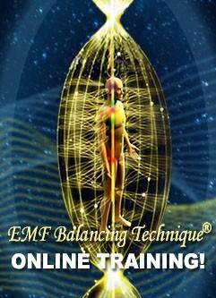 EMF BALANCING TECHNIQUE® ONLINE TRAINING: The Universal Calibration Lattice® (UCL) Workshop & Phases I-IV Training (English/Spanish)