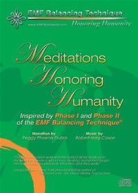 Meditations Honoring Humanity CD