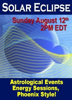 ENERGY EVENT SERIES: Astrological Events Energy Sessions, Phoenix Style!