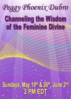 ENERGY EVENT SERIES: Channeling the Wisdom of the Feminine Divine - Eight Gates Energy Sessions (English/Spanish)