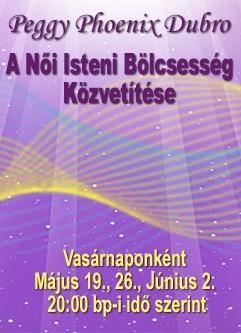 ENERGIA-HANGOLÁS SOROZAT: A Női Isteni Bölcsesség Közvetítése - A Nyolc Kapu Energia-hangolása (Magyar)