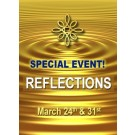 ENERGY EVENT SERIES: REFLECTIONS & DNA Phoenix Core Energy Session (English/Spanish)