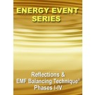 ENERGY EVENT SERIES: Reflections & EMF Balancing Technique® Phases I & IV Energy Events (English/Spanish)