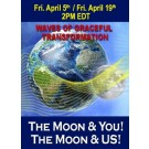 ENERGY EVENT SERIES: The Moon & YOU! The Moon & US! (English/Spanish)