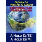 ENERGIA-HANGOLÁS SOROZAT: A Hold és TE! A Hold és MI! (Magyar)