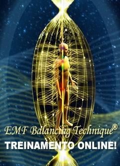 TREINAMENTO ONLINE DE EMF BALANCING TECHNIQUE®: O Workshop Universal Calibration Lattice® (UCL) e o Treinamento das Fases I-IV (Português)