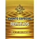 SERIE DE EVENTOS DE ENERGÍA: REFLEJOS & Sesión de Energía Central ADN Fénix (Español/Inglés)